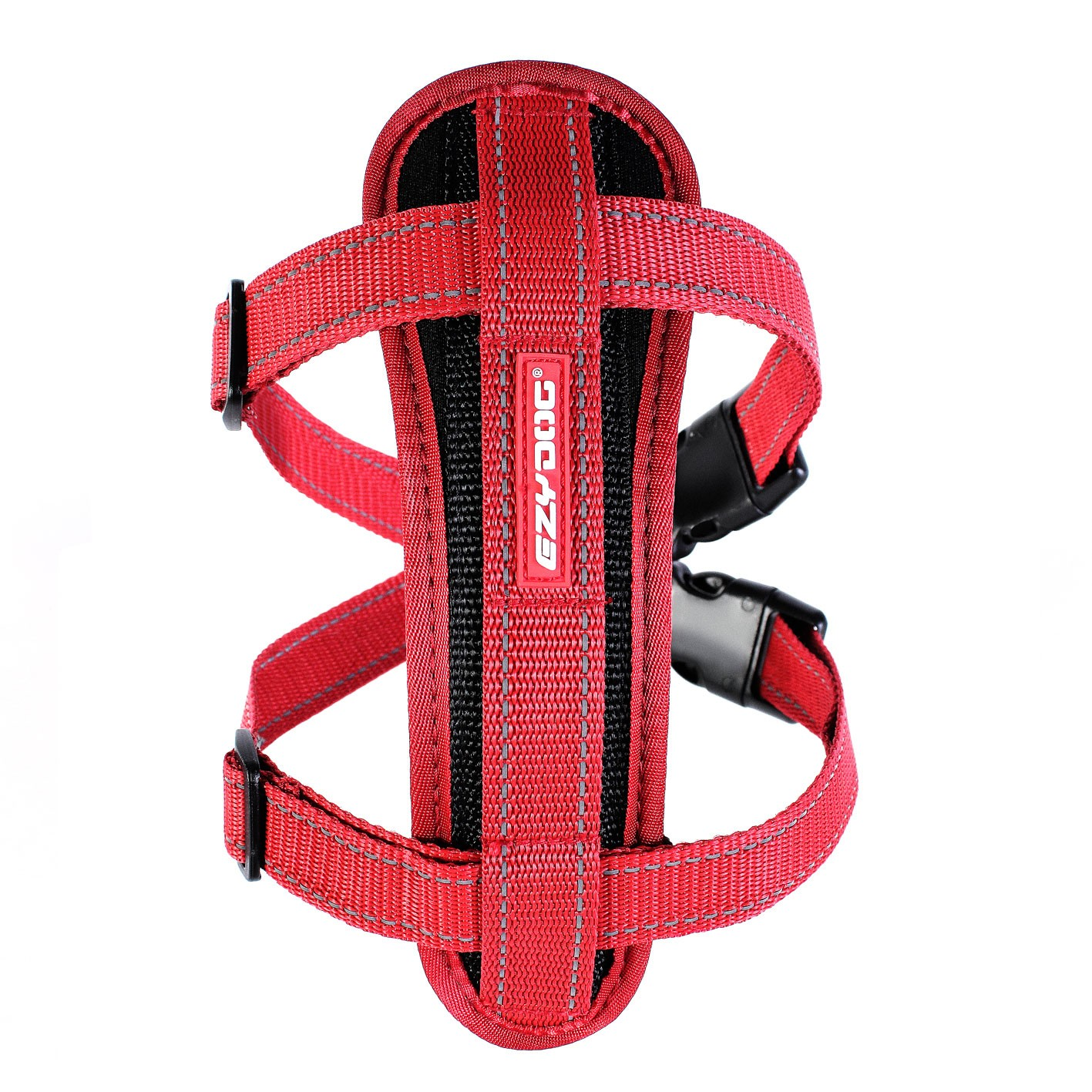 Chest Plate Harness - Red